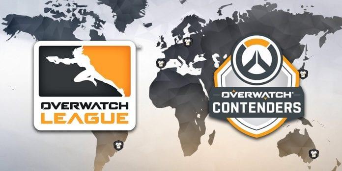 Overwatch League y Contenders