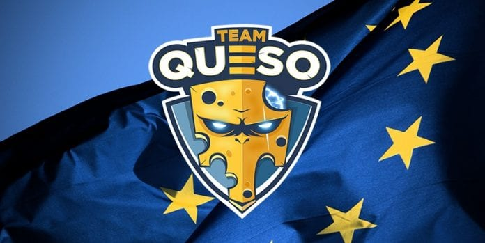 Team Queso conquista Europa