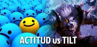 Actitud vs Tilt