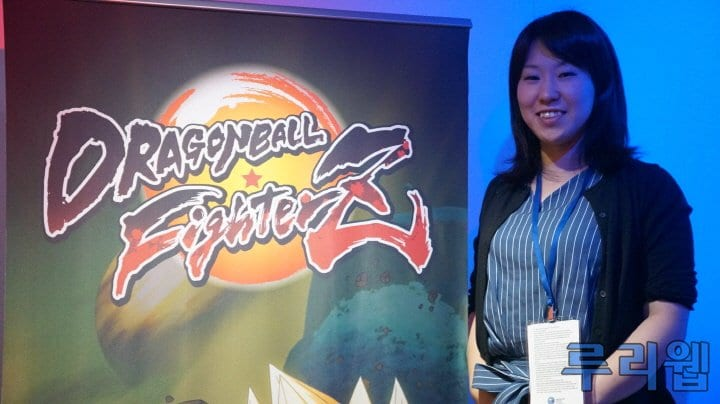 Productora Dragon Ball Fighter Z