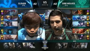 C9 vs DW