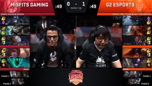 G2 vs Misfist