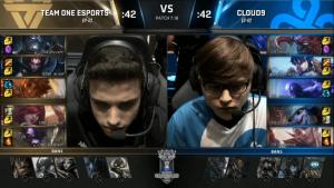 ONE vs c9