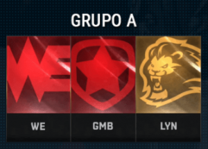 Play-in Grupo A