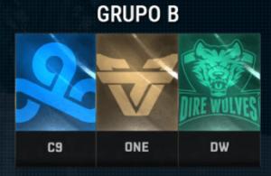 Play-in Grupo B