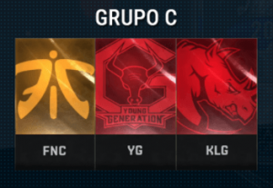 Play-in Grupo C