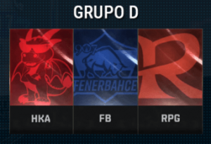 Play-in Grupo D