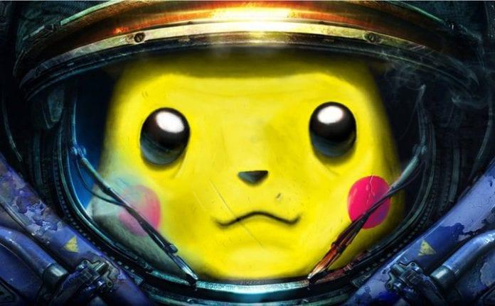 SC pikachu