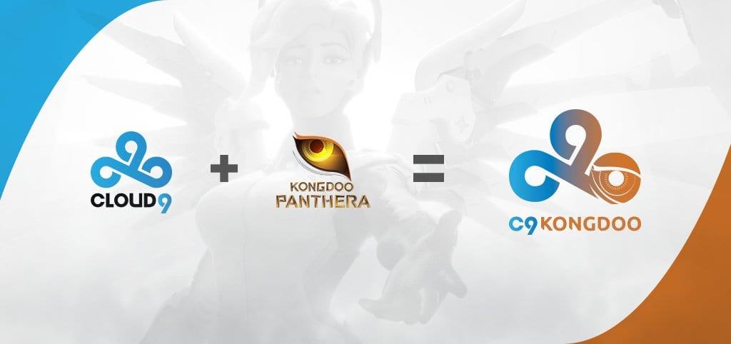 Cloud9 + Kongdoo Monsters = C9Kongdoo