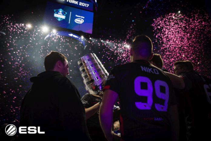 FaZe campeón de la ESL One New York 2017
