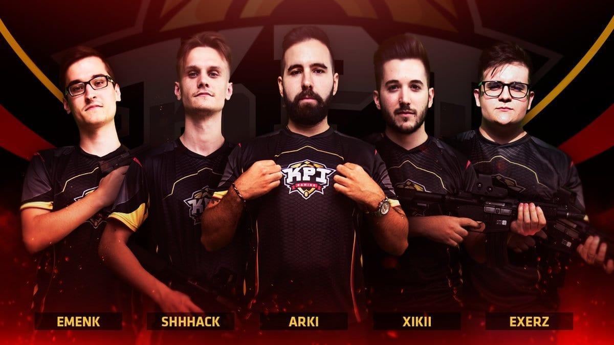 Presentación de Arki con su nuevo equipo de CS:GO