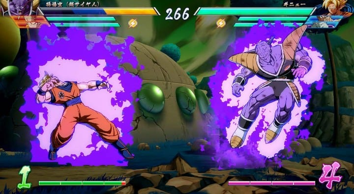 Ginyu Dragon Ball FighterZ