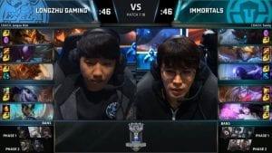 LG vs INM