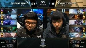 SSG vs RNG