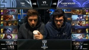 TSM vs FW