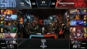 TSM vs MSF