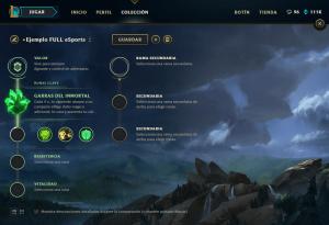 Ejemplo Full eSports