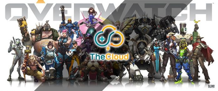 TCG Overwatch The Cloud Gaming