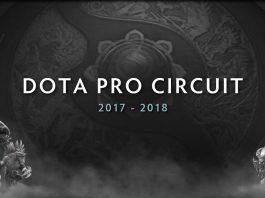 Valve Pro Circuit Temporada 2018 dota2