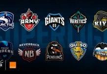Power Ranking Super Liga Orange Clash royale
