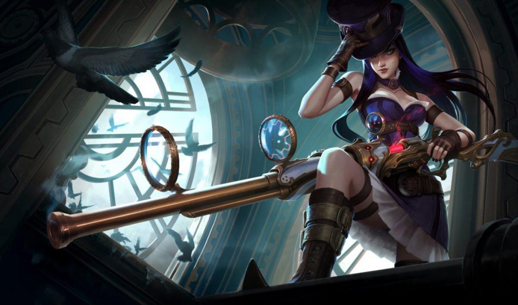 Los tiradores de crítico vuelven en el parche 9.3 de League of Legends