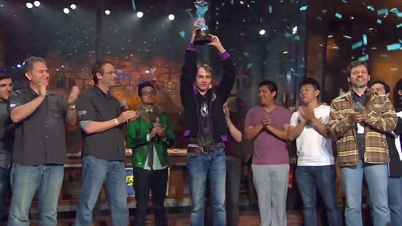 Pavel, campeón del mundo