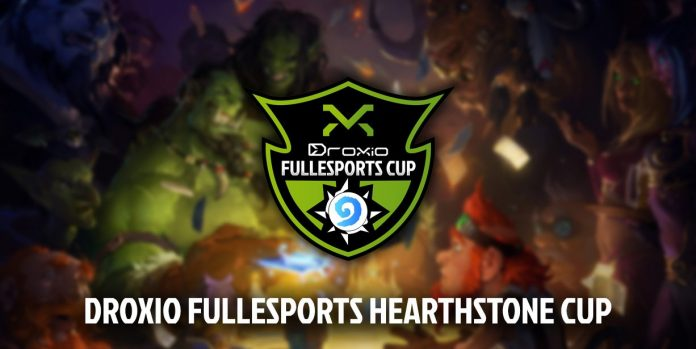 Droxio FulleSports Hearthstone Cup