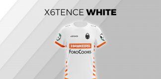x6tence White