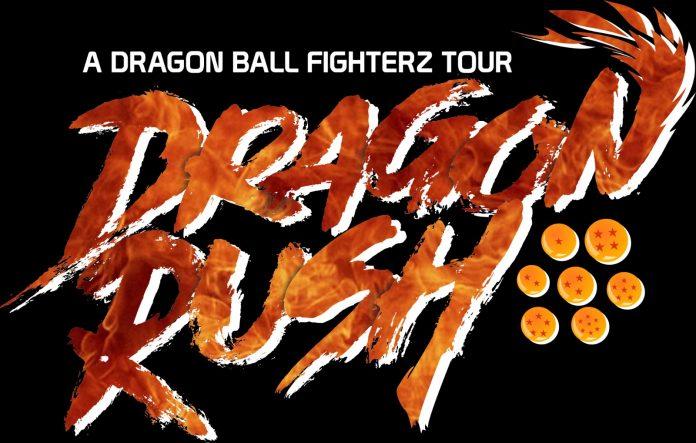 Dragon Rush Tour Arkham Team
