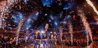 Virtus pro, ganadores de la ESL Katowice 2018