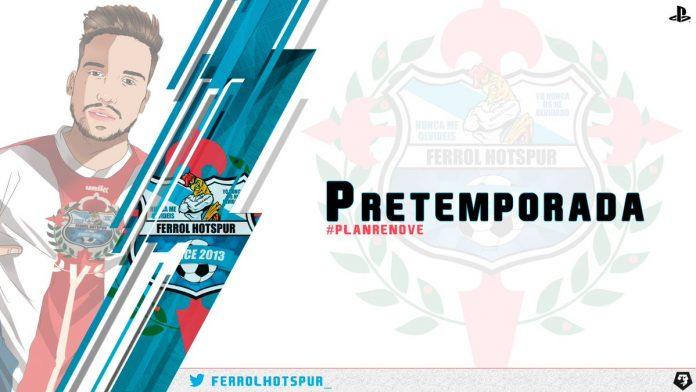 El Ferrol Hotspur eSports se refuerza para llegar a primera