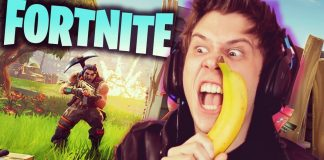 ElRubius y su Battle Royale de Fortnite con 100 youtubers