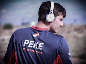 """La Entrevista de los Martes: David """"Peke"""" Lopez-Brea."""