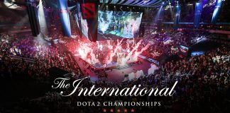 The International 2018 Rogers Arena