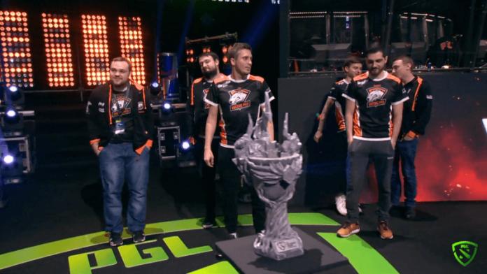 Virtus.pro ganador Bucharest