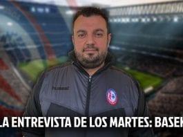 Entrevista Basek FIFA18
