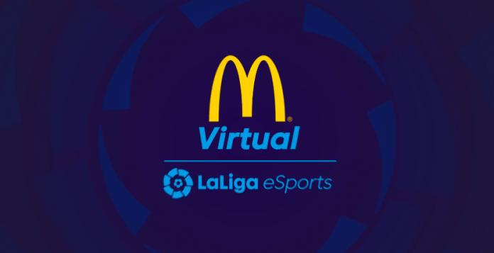 McDonald's Virtual LaLiga eSports
