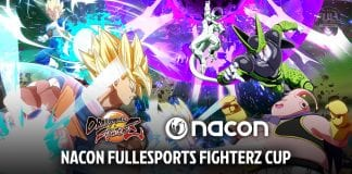 Nacon FulleSports Dragon Ball FighterZ Cup