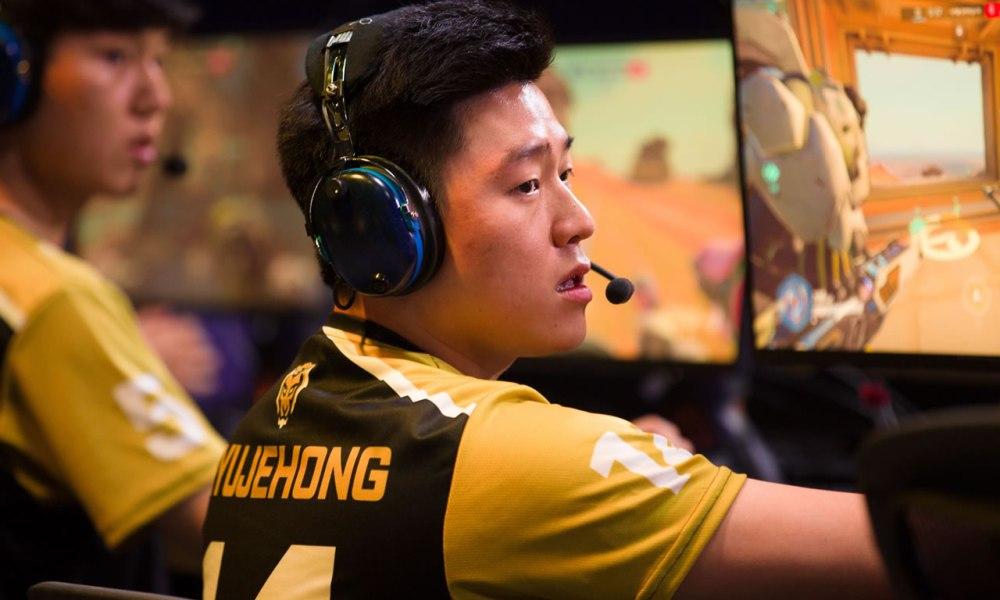 'Ryujehong' no es capaz de ganar a NYXL ni a Spitfire