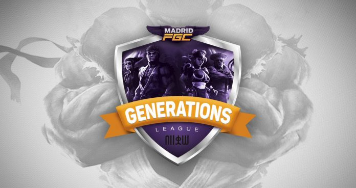 Generations League MadridFGC