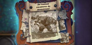 La caza de monstruos, Hearthstone