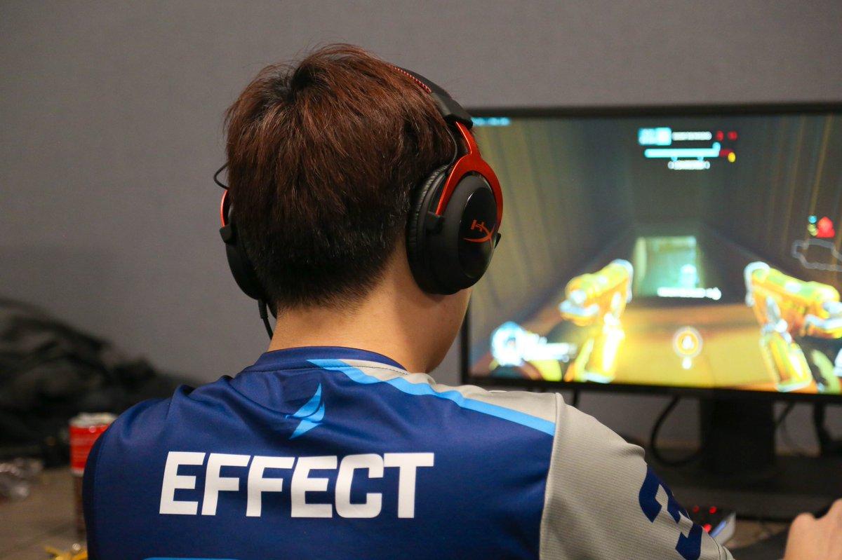 'Effect', el DPS de Dallas Fuel se está tomando unos días de descanso en Corea.