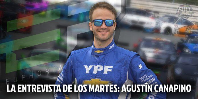 Entrevista Agustín Canapino