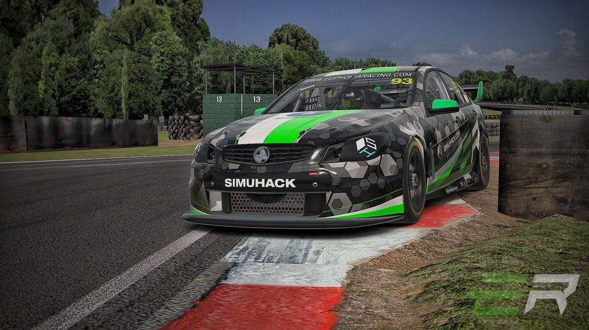 Euphoria Racing. Agustín Canapino