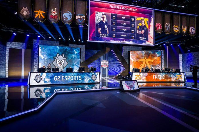 G2 vs FNATIC, final de EU LCS split primavera 2018