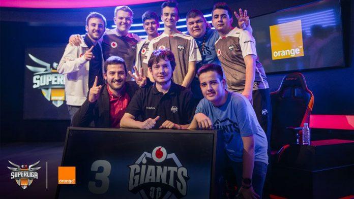Vodafone Giants campeón de invierno de la SLO de LVP