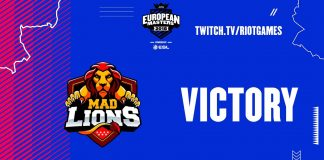 MAD Lions vuelve a vencer a Riders, Werlyb imparable