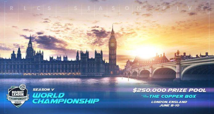Las finales de la RLCS 5 se disputarán en Londres