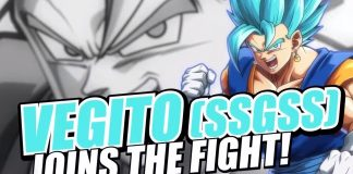 Trailer Vegetto Dragon Ball FighterZ