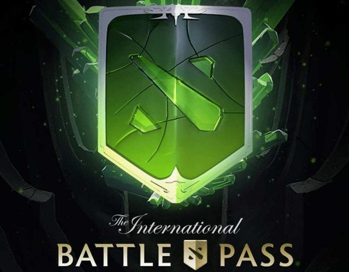 Battle Pass Dota 2 Portada